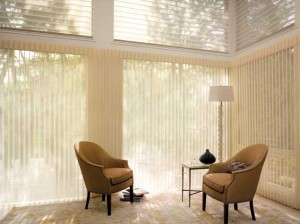 Luminette Privacy Sheers