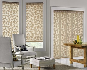 Window Treatment Trends: Designer Roller Shades