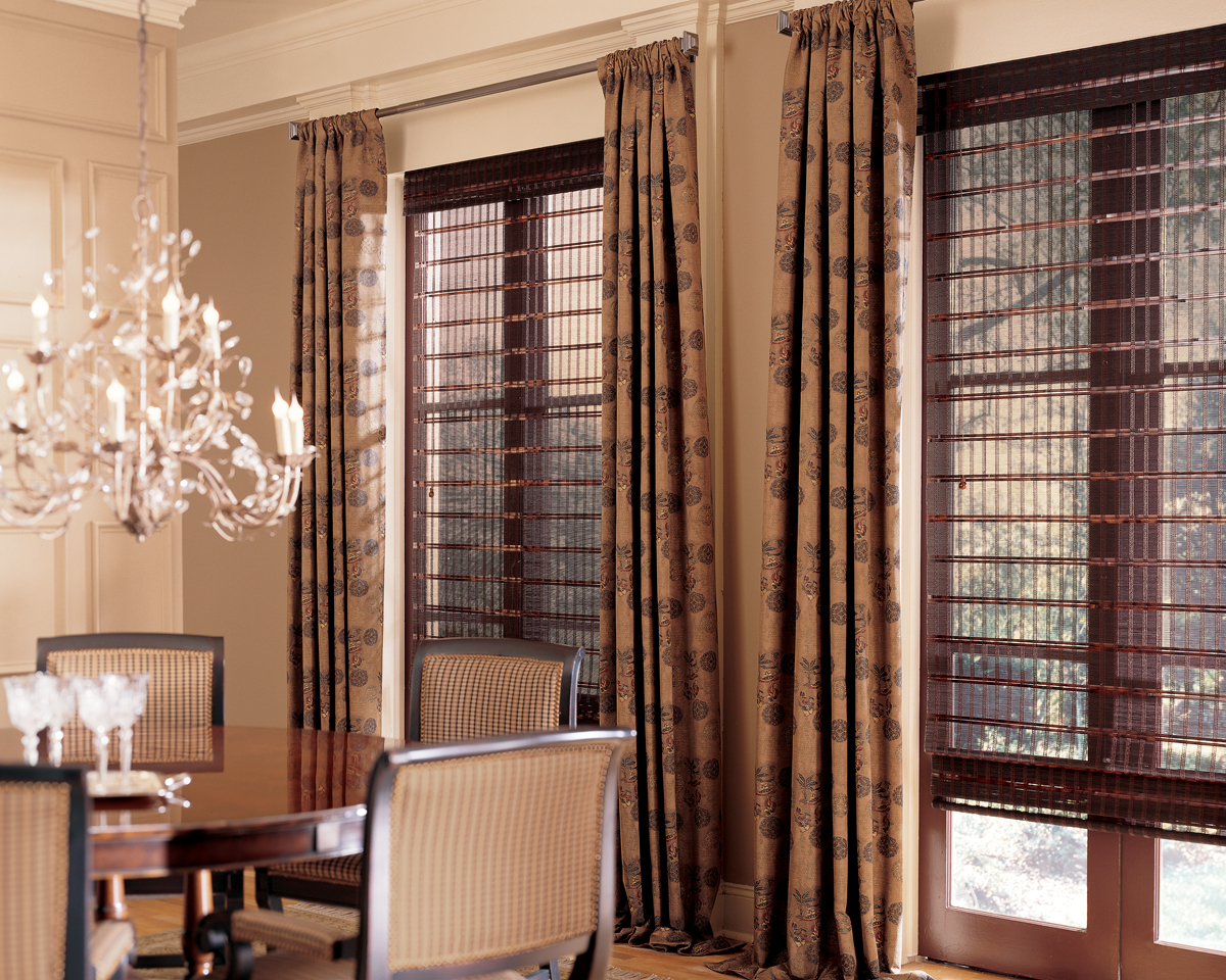 Drapery window treatments lake ozark osage beach mo for Blinds types of window treatments