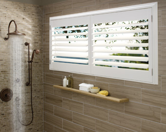 window coverings for bathroom. Bathroom Window Coverings -Shutters For G