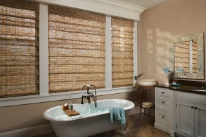 Renewable Material Woven Wood Shades
