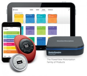Hunter Douglas PowerView Motorization
