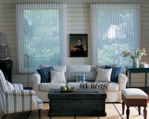 Hunter Douglas Luminette Sheer Draperies